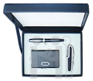 ชุดกล่องของขวัญกิ๊ฟเซ็ท Gift Set<br>เครื่องมือ&ปากกา&กล่องนามบัตร