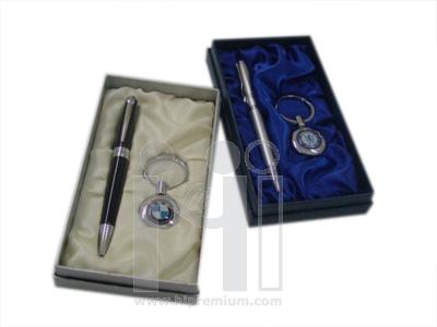 ชุดกล่องของขวัญกิ๊ฟเซ็ท Gift Set<br>ปากกา&พวงกุญแจ