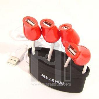 USB HUB ฮับดอกกุหลาบ