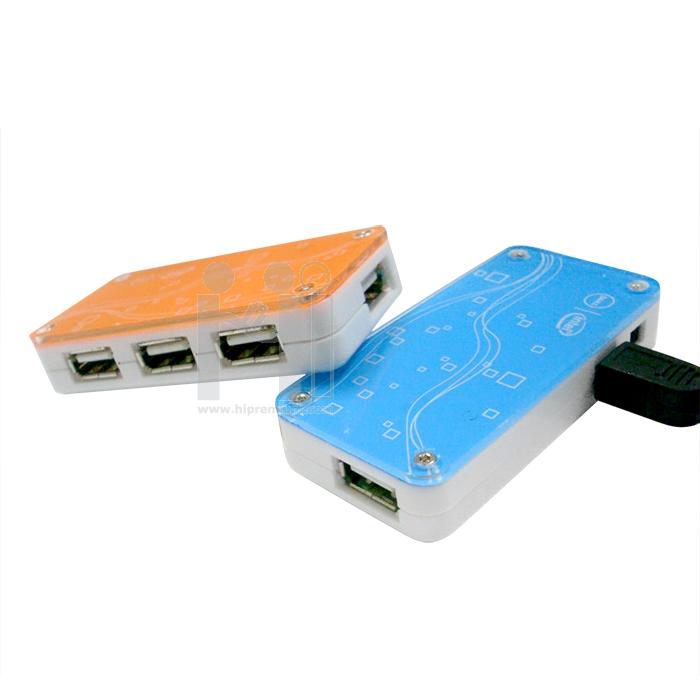 USB HUB 4 ช่อง ฮับพรีเมี่ยม
