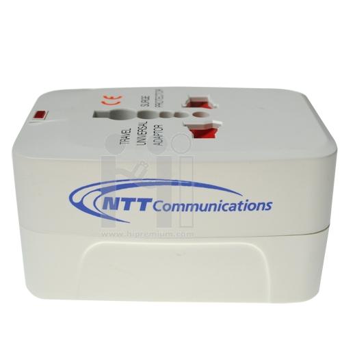 ปลั๊กไฟทั่วโลก NTT Communications (Thailand) Co., Ltd.