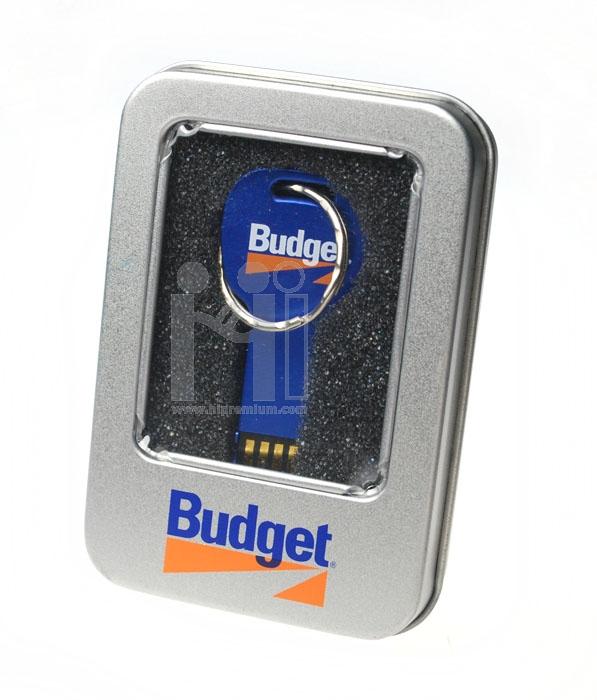 แฟลชไดรฟ์กุญแจ Budget