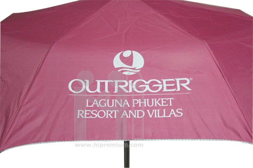 ร่มขวดไวน์ Outrigger Laguna Phuket Resort and Villas