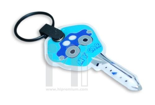 พวงกุญแจไฟฉายรูปทรงลูกกุญแจสั่งทำแบบใหม่ตามต้องการ
