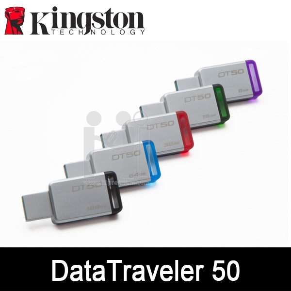 Flash Drive ╓т╖йЛ╣я╧ Kingston DT50 USB 3.0