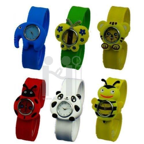 Slap On Watch นาฬิกาข้อมือสั่งทำขึ้นรูปทรงหน้าปัดใหม่ตามสั่ง