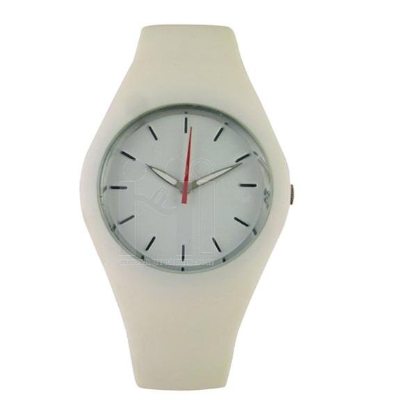 นาฬิกาข้อมือสายซิลิโคน