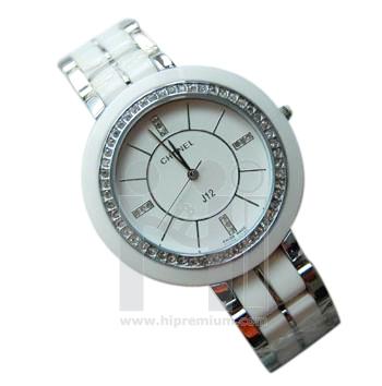 นาฬิกาข้อมือผู้หญิงสายเหล็ก