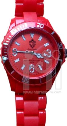 นาฬิกาข้อมือสายพลาสติกABS
