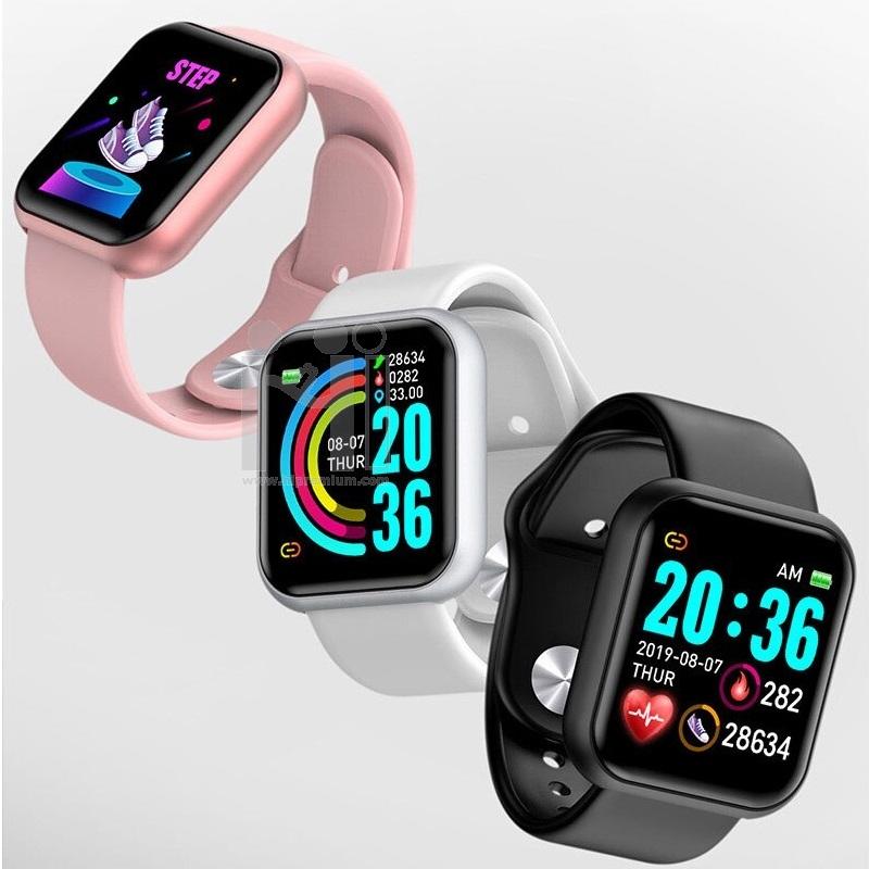 นาฬิกาข้อมือเพื่อสุขภาพ นาฬิกาออกกําลังกาย นาฬิกานับแคลอรี่ สต๊อก
