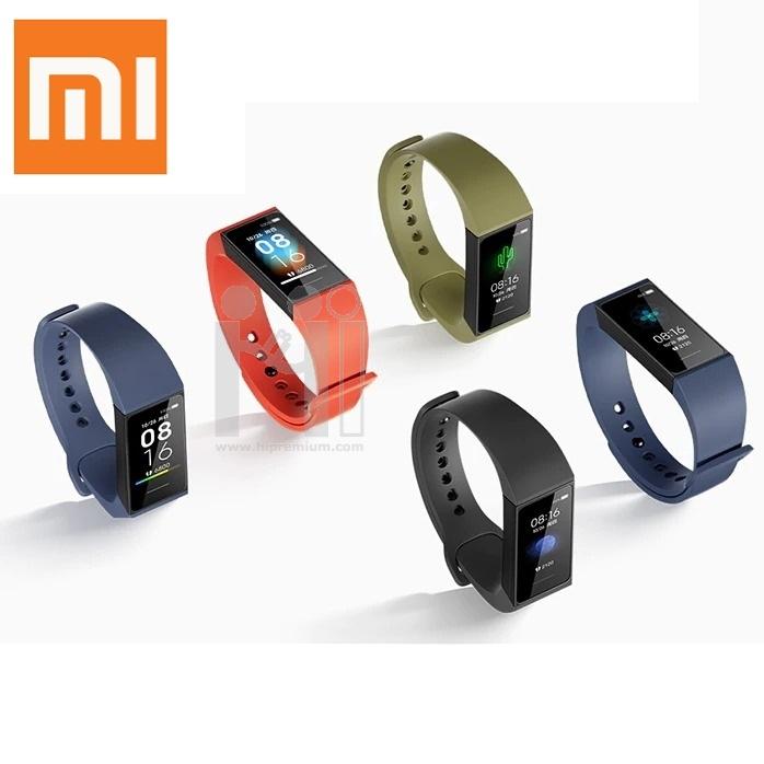 นาฬิกาข้อมือเพื่อสุขภาพ Xiaomi Mi Smart Band 4C
