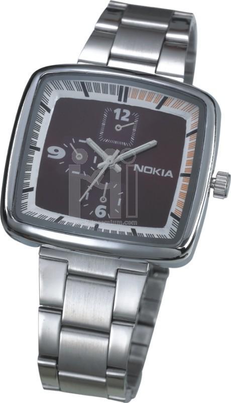 นาฬิกาข้อมือสายเหล็ก