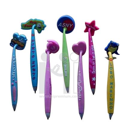ปากกาแม็กเน็ต สั่งทำขึ้นรูปทรงใหม่ตามสั่ง <br>ปากกาแฟนซีติดตู้เย็น