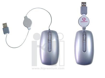 มินิเมาส์ USB Mini Optical Mouse