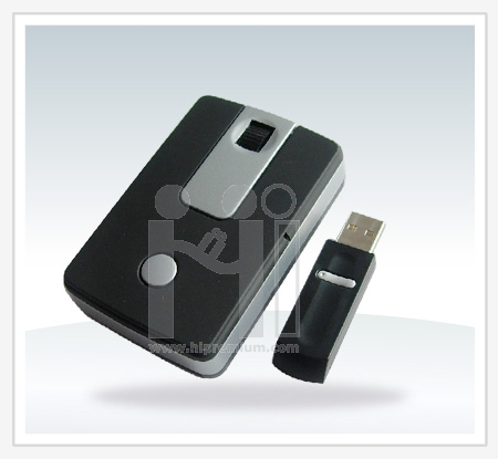 เมาส์ไร้สาย <br>USB Wireless mouse