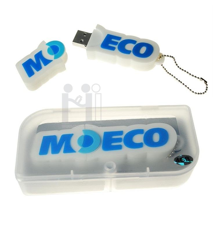 MOECO Flash Drive   หรือทรงอื่นๆตามสั่ง (แฟลชไดรฟ์สั่งทำ)