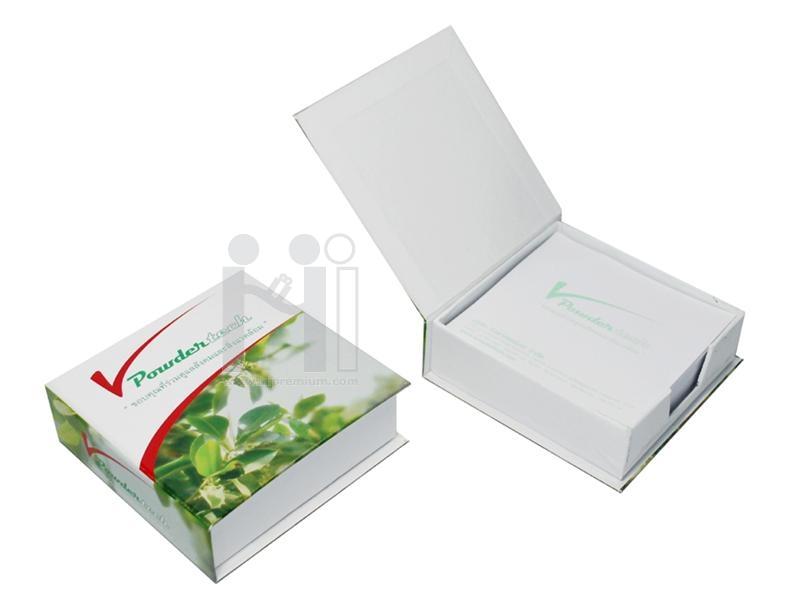 ชุดกล่องกระดาษโน้ต