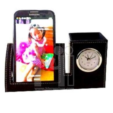 นาฬิกาตั้งโต๊ะ พร้อมช่องใส่ของอเนกประสงค์นาฬิกาสต๊อกสั่งขั้นต่ำ100ชิ้น