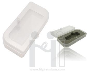 กล่องใส่แฟลชไดร์ฟพลาสติก กล่องใส่ Flash Drive