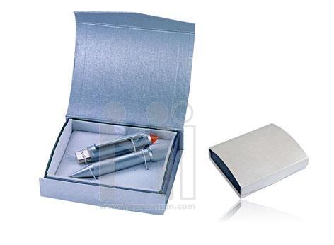 กล่องใส่กระดาษเคลือบโฟม กล่องใส่ Flash Drive