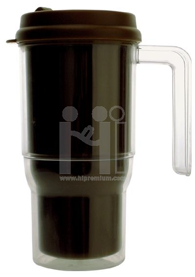��Ǿ��ʵԡ�ͧ������ҧ�� plastic double wall mug