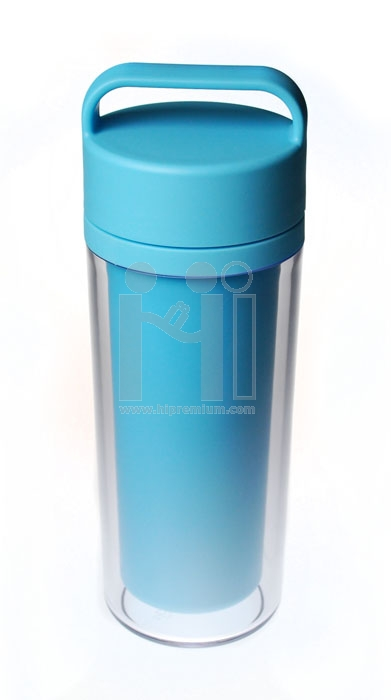 แก้ว Eco Cup แก้วน้ำพลาสติกงานพิมพ์กระดาษสอดในแก้ว ขั้นต่ำ 100 ใบ <br>ผลิตภัณฑ์รักษาสิ่งแวดล้อม