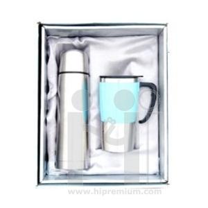 ***ชุดแก้วเก็บอุณหภูมิพร้อมบรรจุกล่องของขวัญ