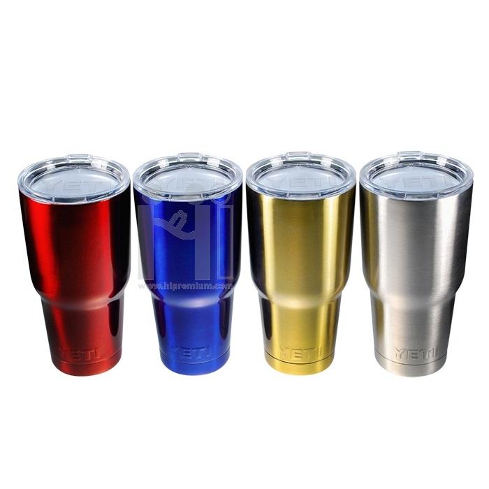 ***แก้วเยติ YETI ของแท้ แก้วมักสแตนเลสสต๊อก แก้วเยติ พรีเมี่ยม