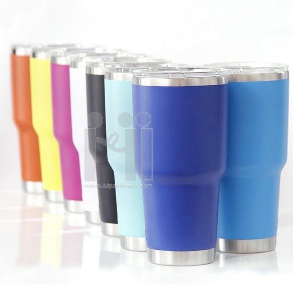 แก้วทรงเยติ YETI  แก้วมักสแตนเลสสต๊อก แก้วทรงเยติ พรีเมี่ยม