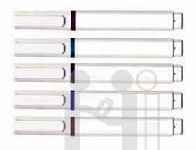 ปากกาลูกลื่นคล้องคอ ปากกาพลาสติก
