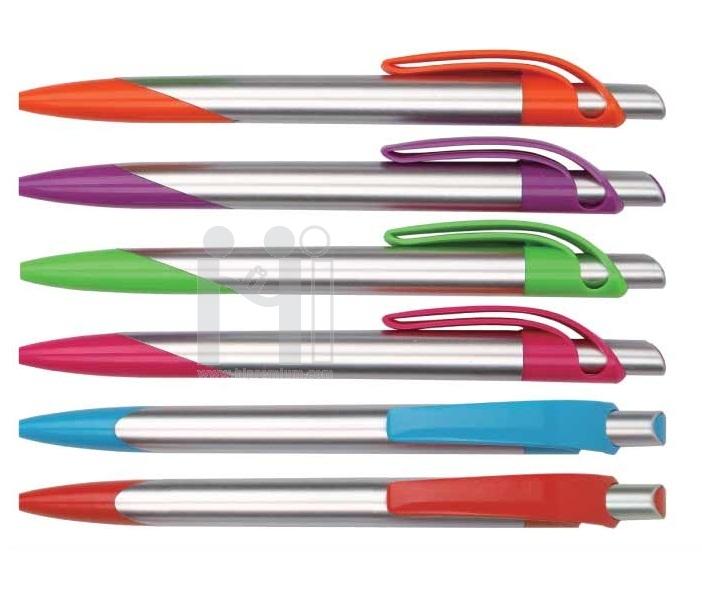 ปากกาลูกลื่น  ปากกาพลาสติก