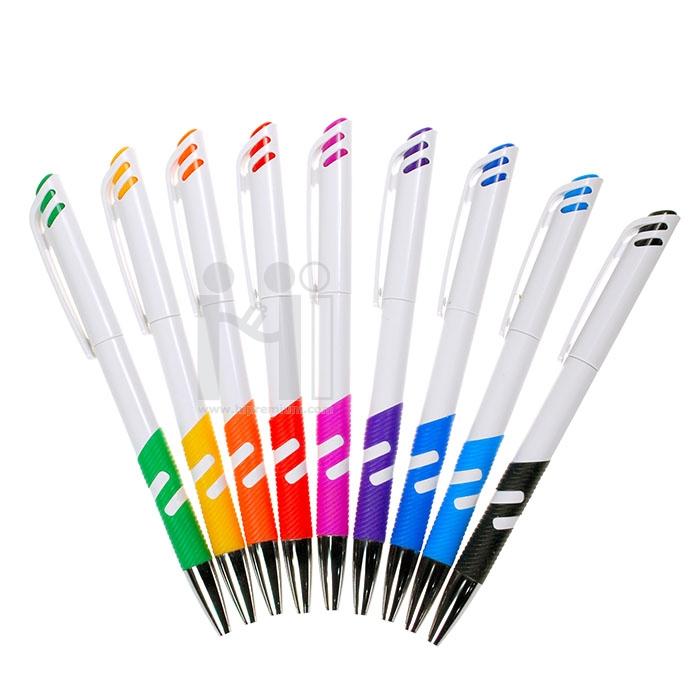 ***ปากกาพลาสติก พรีเมี่ยม ปากกาลูกลื่น Stock