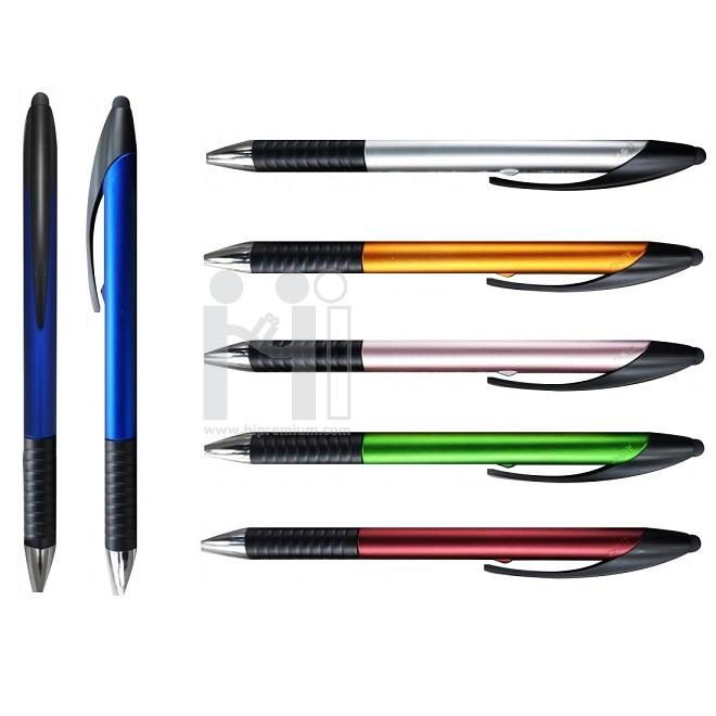 ปากกาทัชสกรีน ปากกาหมึกเจลพรีเมี่ยม ปากกาลูกลื่น Stock