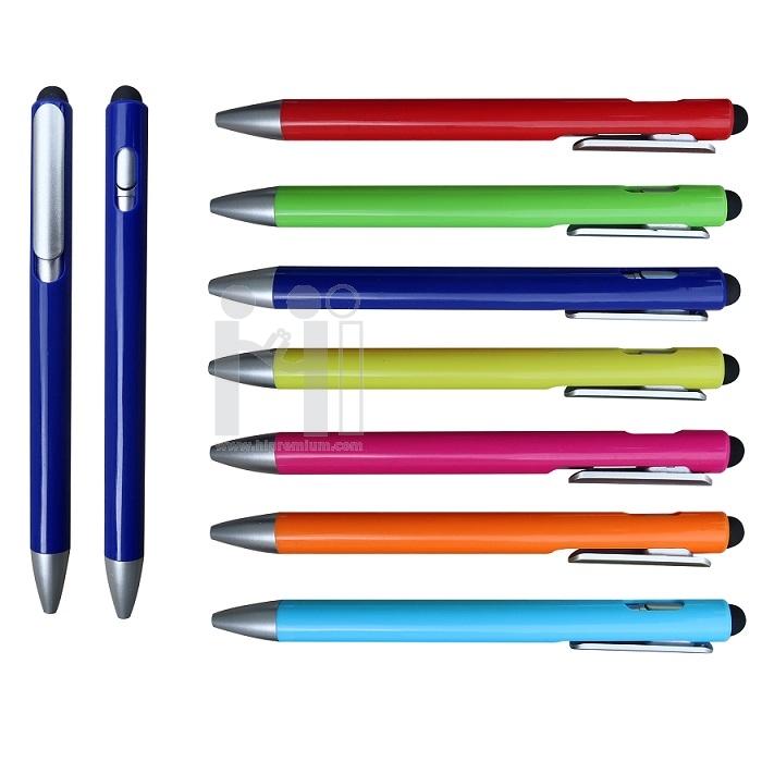 ปากกาทัชสกรีน พรีเมี่ยม ปากกาลูกลื่น Stock