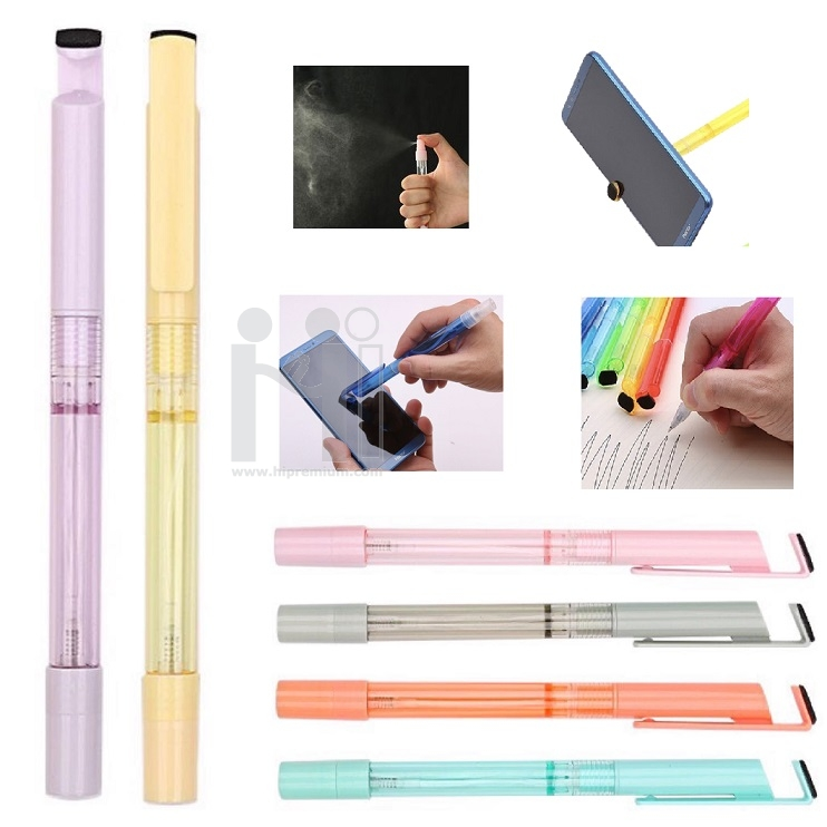 ปากกาสเปรย์แอลกอฮอล์ฆ่าเชื้อโรค 75%