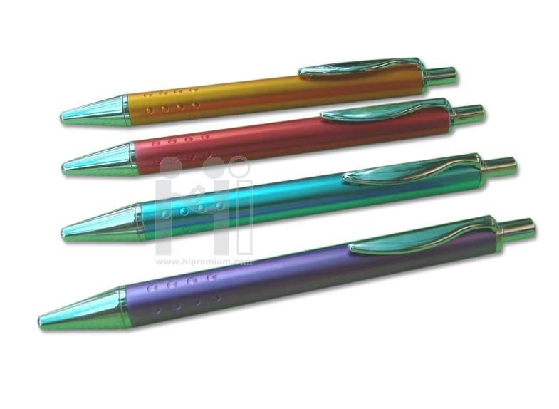 ปากกาโลหะ ปากกาเพชร ด้ามจับดีไซน์แบบเพชร