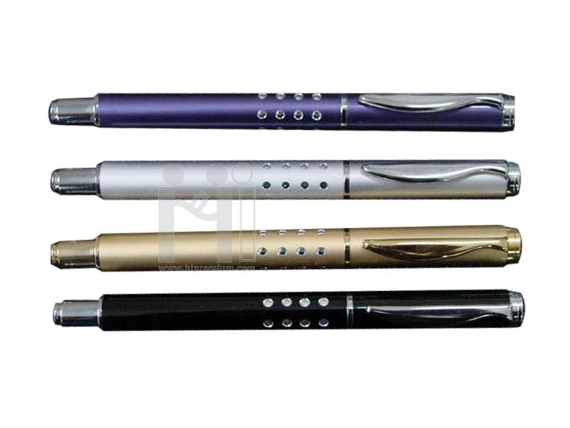 ปากกาโลหะ หมึกซึม ปากกาเพชร