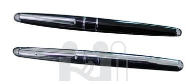 ปากกาโลหะ หมึกซึมสีน้ำเงิน