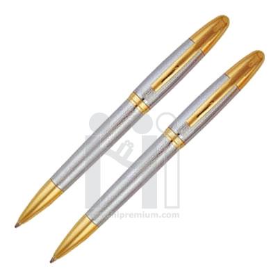 ปากกาโลหะ มีน้ำหนัก ปากกาลูกลื่นหมึกแห้ง