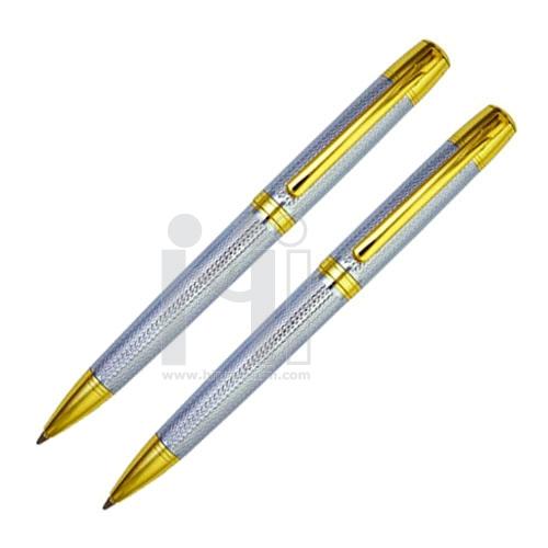 ปากกาโลหะ ปากกาลูกลื่นหมึกแห้ง