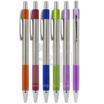 ปากกาโลหะราคาถูก ปากกาหมึ่งกึ่งเจล เซมิเจล ปากกาโลหะสต๊อก
