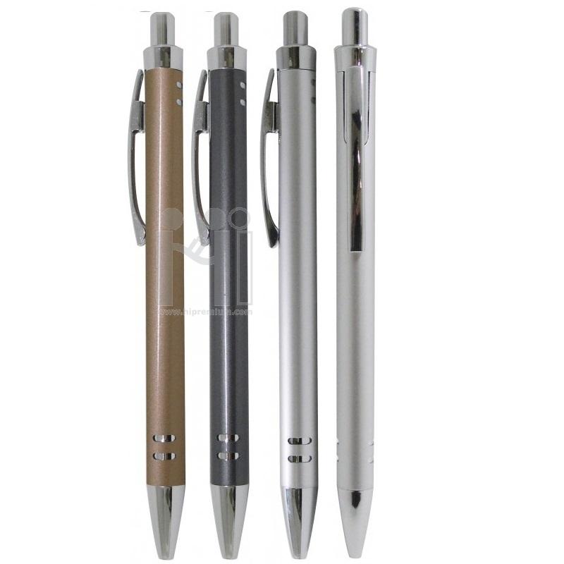 ปากกาโลหะสต๊อก ปากกาเหล็กพร้อมส่ง ปากกาลูกลื่นหมึกแห้ง