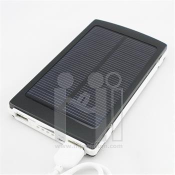 พาวเวอร์แบงค์ พลังงานแสงอาทิตย์<br>ที่ชาร์จแบตสำรองไฟมือถือMP3,MP4ที่ชาร์ตแบตสํารองพกพา พรีเมี่ยม