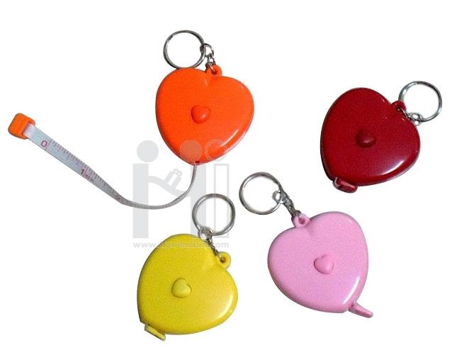พวงกุญแจตลับเมตร (ขั้นต่ำ1,000ชิ้น)