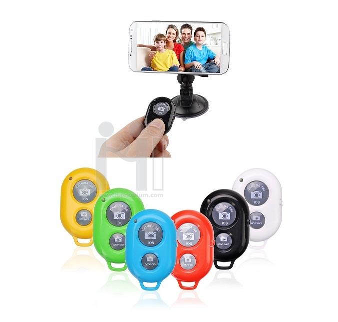 รีโมทกล้องมือถือ รีโมทชัตเตอร์ Bluetooth