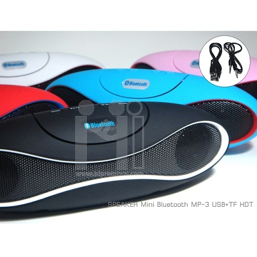 ลำโพงบลูทูธ,FM,ช่องUSB<br>Bluetooth Speaker