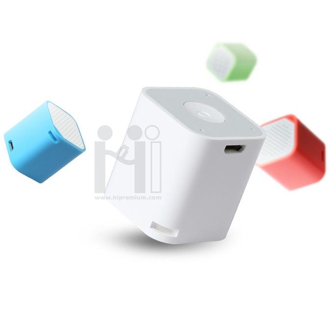 Smart Speakerมินิลำโพงบลูทูธ ลำโพงเตือนโทรศัพท์หาย