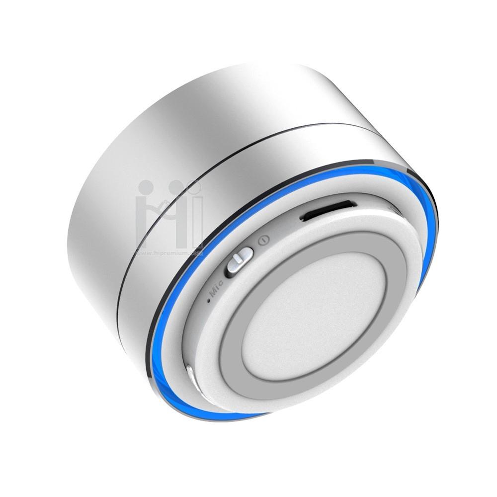 Bluetooth ลำโพงบลูทูธ พร้อมวิทยุ , ลำโพงมีไฟ Led