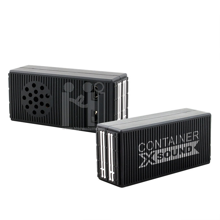 PVC Custom Bluetooth Speakerลำโพงรูปตู้คอนเทนเนอร์ สั่งผลิตใหม่
