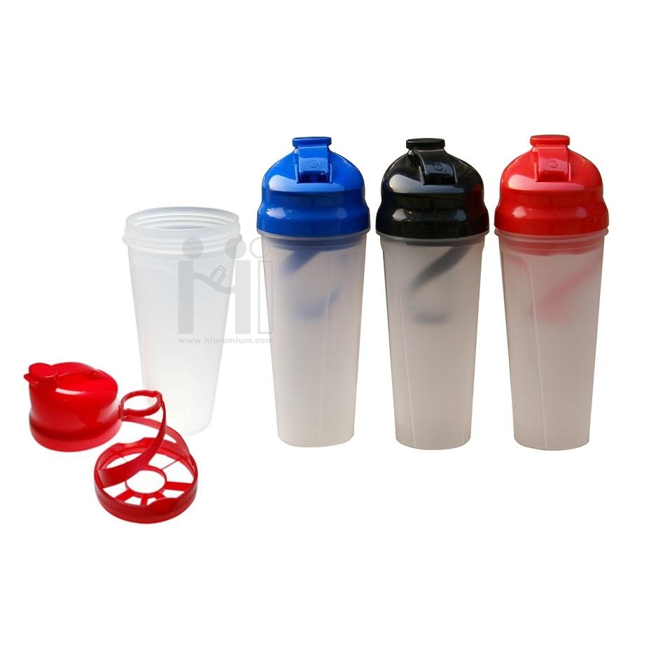 แก้วเชคเกอร์ Shaker Mug ส่วนฝาเกลียวยื่น